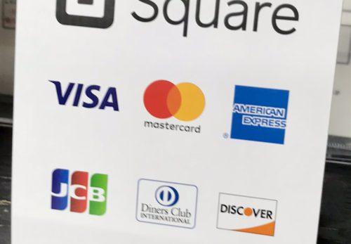 クレジットカード決済できます♬